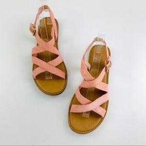 Toms Sicily Shimmer Sandal